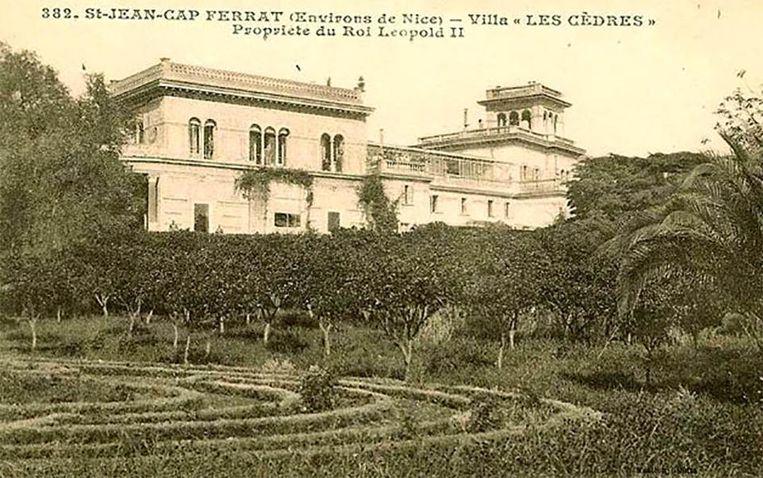 'Villa Leopolda'