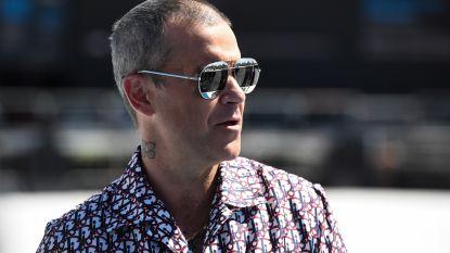 """Vader Robbie Williams heeft Parkinson: """"Ik ben zo bang geweest"""""""