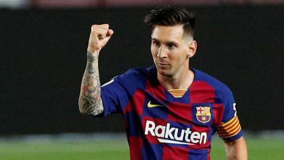 LIVE. Barcelona al na drie minuten op voorsprong!