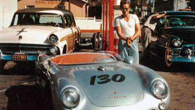 """""""Versnellingsbak van Porsche waarin James Dean overleed teruggevonden"""""""