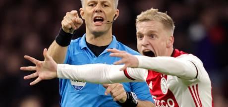 Kuipers leidt topper tussen Ajax en PSV, Rotterdamse derby voor Higler