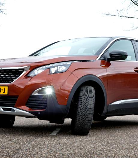 Test Peugeot 3008: De blikvanger onder de compacte SUV's