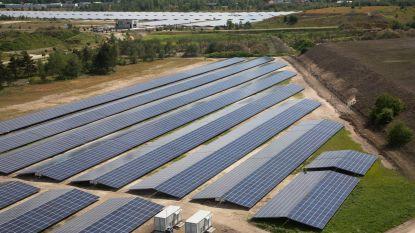 Solar Park Lommel ingehuldigd: 303.000 zonnepanelen voorzien Nyrstar van groene stroom