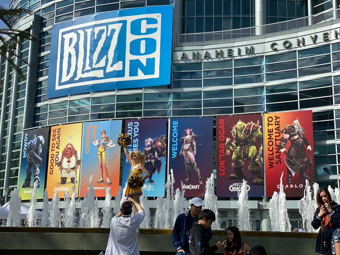 In Anaheim werd de dertiende editie van BlizzCon gehouden.