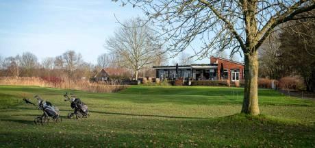 Golfbaan bij Elst tijdelijk dicht om wateroverlast