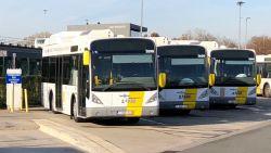 Drie elektrische bussen staan al twee jaar stil, omdat Brugse oplaadpunt niet werkt