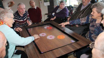 Senioren blijven actief met nieuwe beleef-tv in woonzorgcentrum