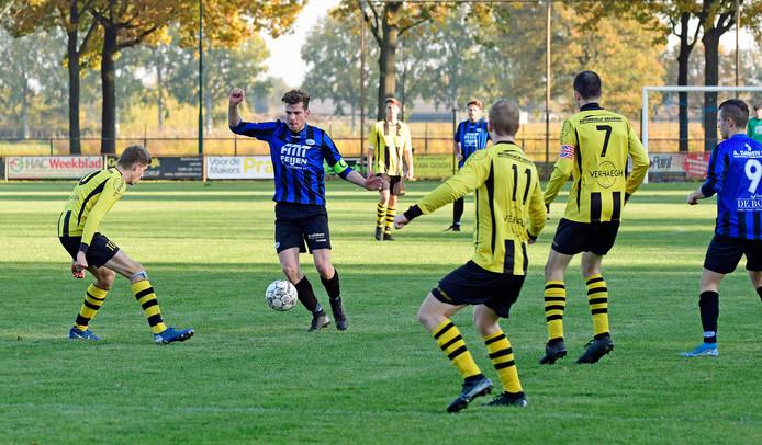 Archiefbeeld: FC Cranendonck