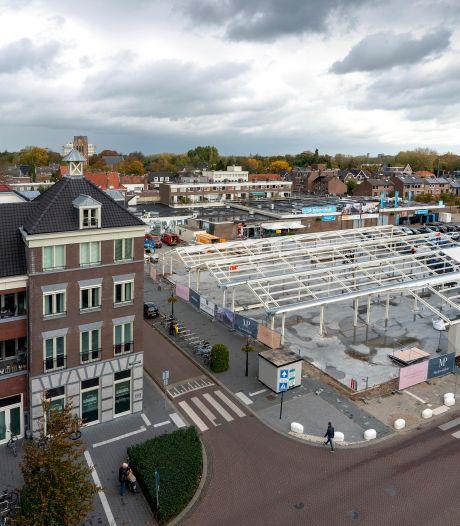 Marktveldpassage Vught gaat plat; Tijdelijke winkel AH opent begin 2021