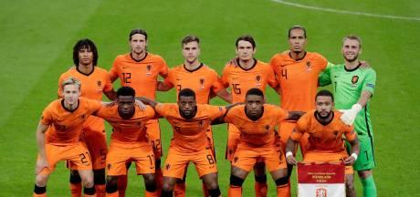 Oranje stijgt een plekje op de wereldranglijst