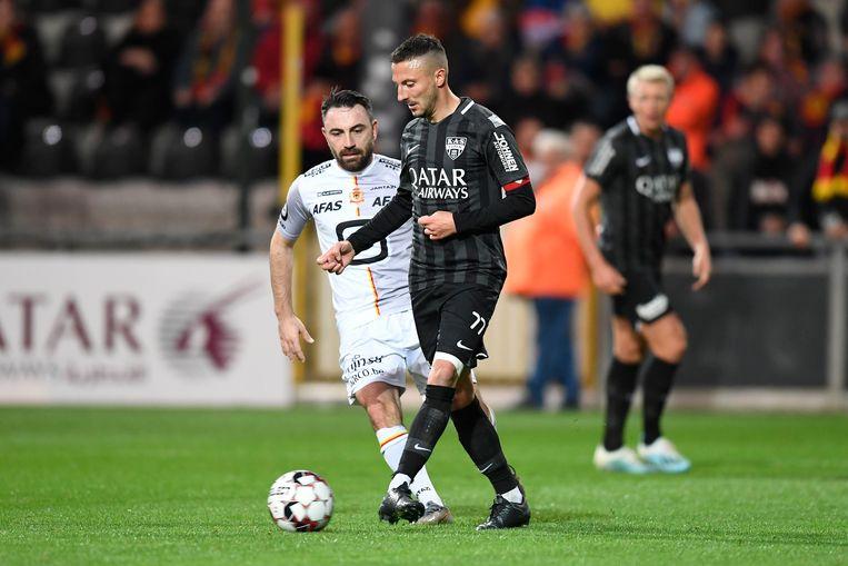 Milicevic en Kaya.