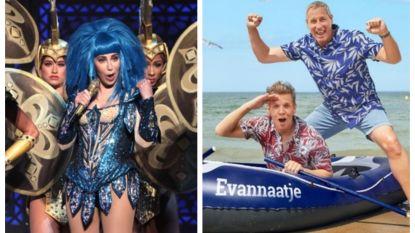 """Gert Verhulst reageert op de shoutout van Cher: """"Ze mag altijd eens naar 'Gert Late Night' komen"""""""