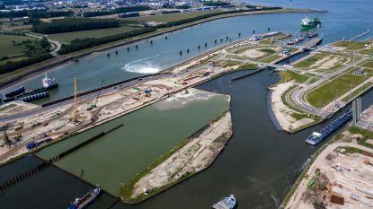 Ook grote zeeschepen varen vanaf 2022 tot in Gent