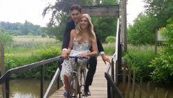 """Wout van Aert voor huwelijk met zijn Sarah: """"De dood van Michael doet ons eigen geluk extra koesteren"""""""