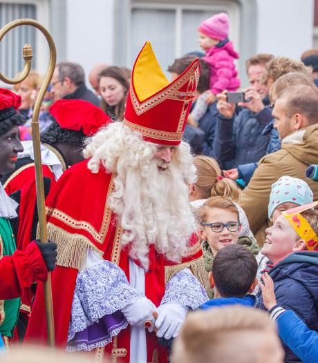 Sinterklaas heeft zaterdag een behoorlijk volle agenda