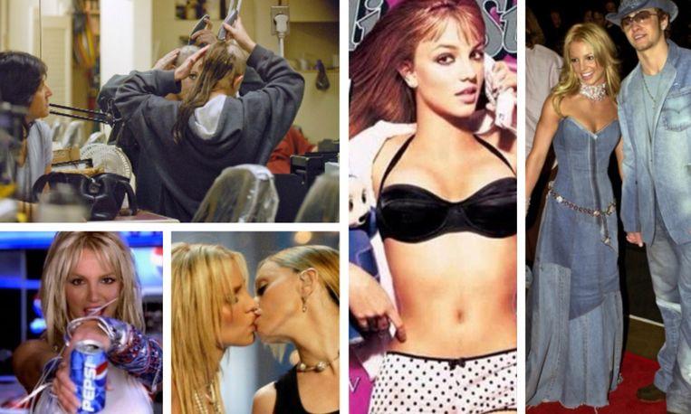 Britney Spears, de meest spraakmakende momenten op een rij