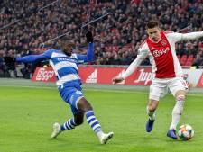 De Graafschap incasseert monsternederlaag bij Ajax: 8-0