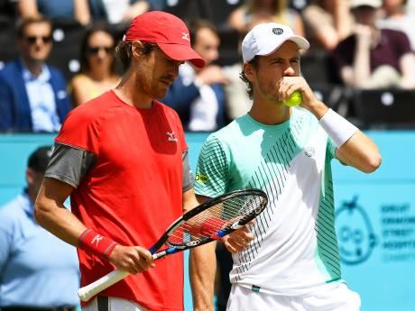 Koolhof en Daniell in kwartfinale Stockholm