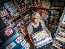 Puzzel-o-theek in Borne een succes: 'Met deze hobby doe ik ook andere mensen een plezier'