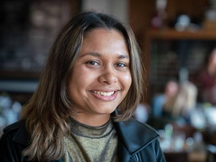 Estelle Manusiwa treedt bij Maluku Elst in de voetsporen van haar opa