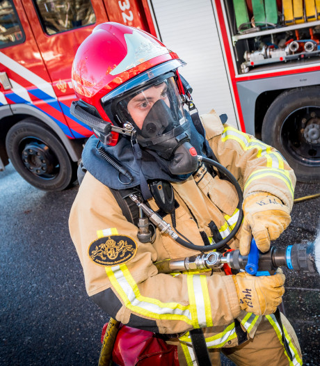 Brandweer krijgt camera op pak tegen agressie