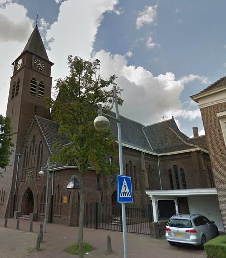 Rucphense Martinuskerk decor van kunst en muziek