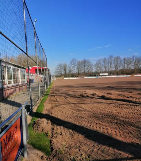 Voetbalvereniging Heukelum eerder gestart met onderhoud