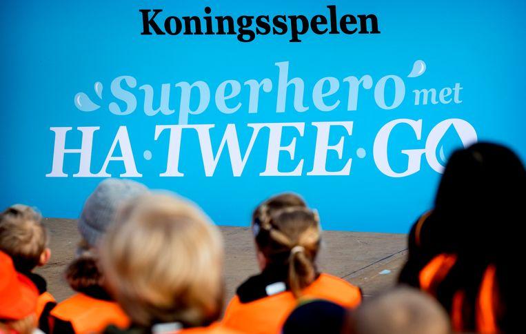 'Het Nederlands wordt te pas en te onpas ingeruild voor het Engels' Beeld ANP