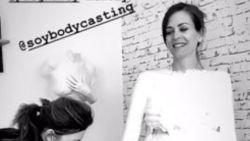 Niet alleen Astrid Coppens doet het, bodycasting is een hype