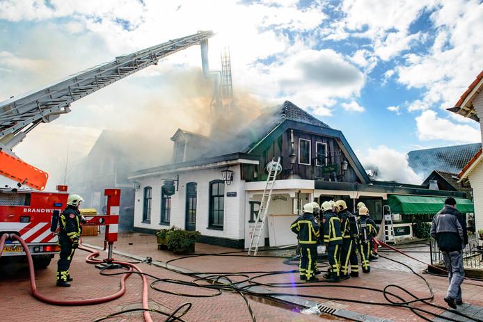 Antoon Slagers was ruim 25 jaar actief voor het Enterse brandweerkorps.