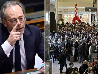 N-VA wil ministers aan de tand voelen over chaos op Zaventem