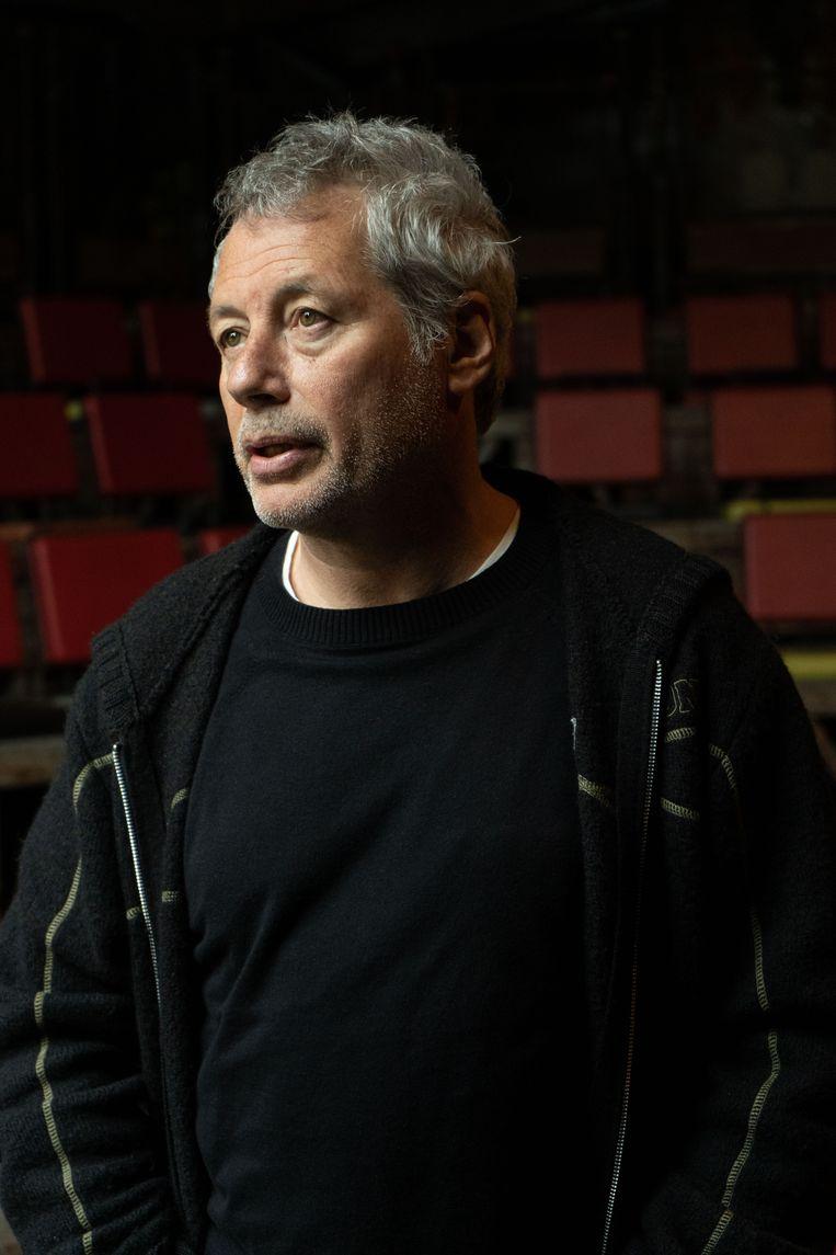 Alessandro Barrico. Beeld Marta Giaccone