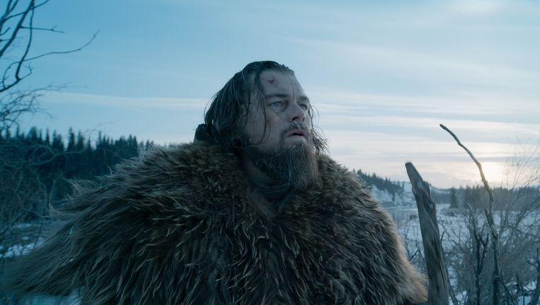 Leonardo DiCaprio in The Revenant. Beeld ap
