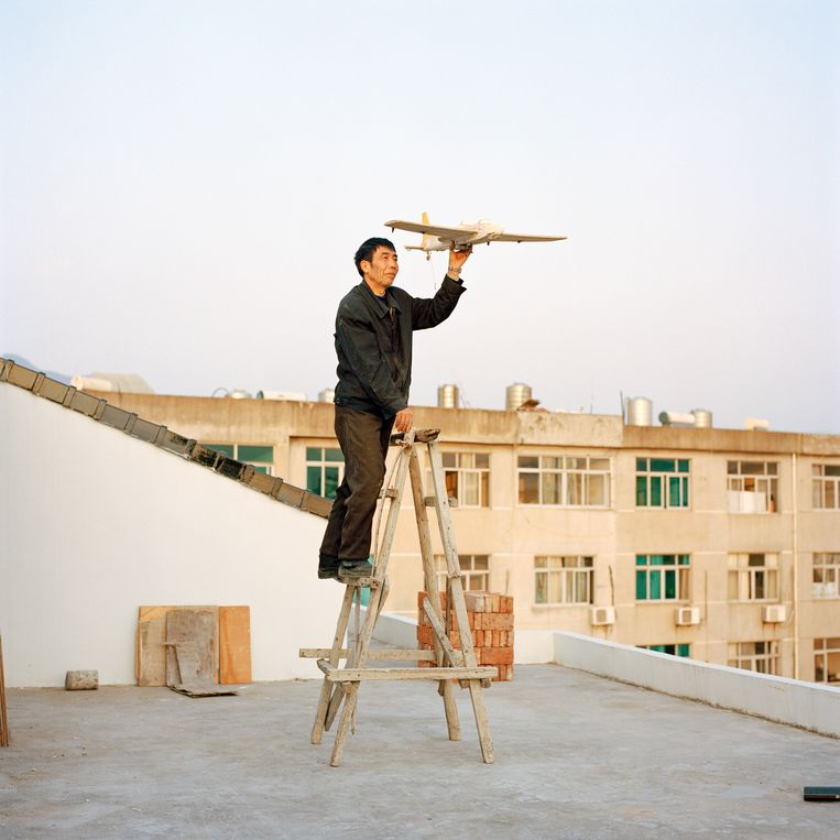 Xiaoxiao Xu, zonder titel, 2016. Beeld Xiaoxiao Xu