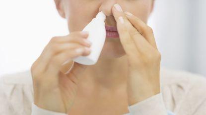 Nieuw 'supervaccin' tegen griep wordt een neusspray