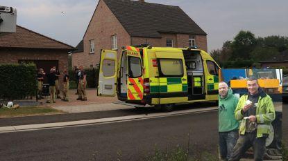 """""""Hij had het springtuig gevonden op vakantie in de Ardennen"""": 47-jarige verzamelaar van oorlogsmemorabilia komt om het leven terwijl hij obus met slijpschijf bewerkt"""