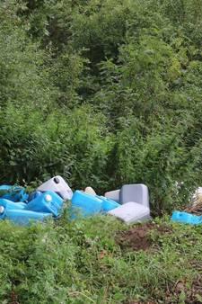VIDEO: Ruim 70 drugsvaten gevonden in Zeeland: vermoedelijk amfetamine