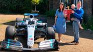 Lewis Hamilton geeft F1-auto aan doodzieke Harry (5)