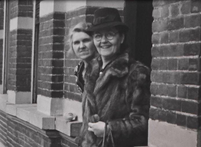 Bevrijding van Breda, uit filmbeelden van Jan Maas.