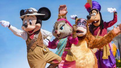Disneyland Paris brengt vanaf volgende maand opnieuw shows in het park