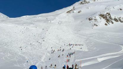 """Skiër buiten piste veroorzaakte mogelijk enorme lawine in de Alpen: """"We zijn naar hem op zoek"""""""