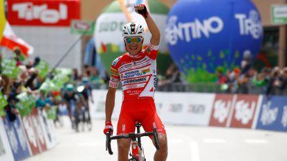 KOERS KORT (20/08). Giro-ritwinnaar Masnada naar CCC - Gilbert en Declercq naar Vuelta met DQS