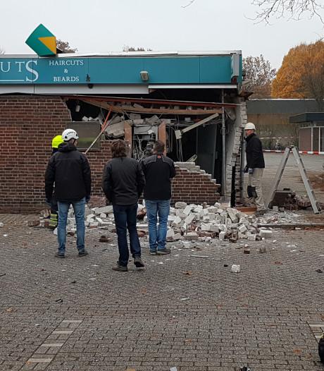 Politie kijkt live naar plofkraak in Nijmeegse wijk Malvert: twee mannen blazen muur op en gaan naar binnen