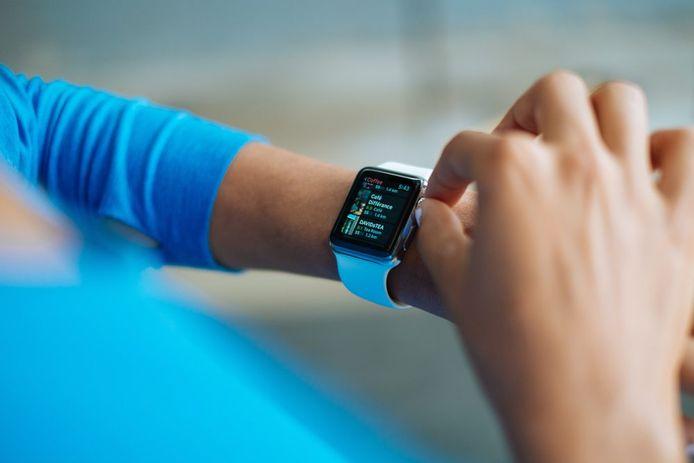 Een goeie smartwatch helpt je ook om aan je gezondheid te werken.
