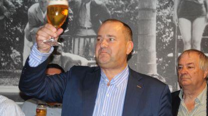 Burgemeester Kurt Vanryckeghem haalt het!