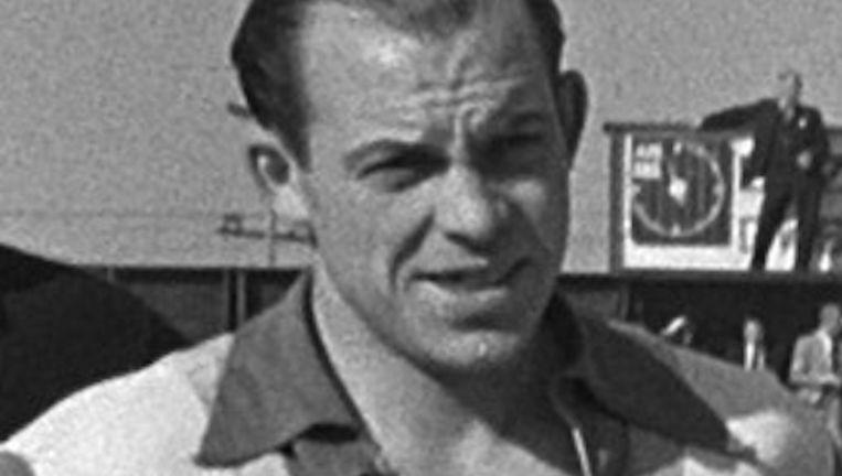 Cor van der Hoeven in 1947. Beeld Van der Valk/Nationaal Archief Fotocollectie Anefo