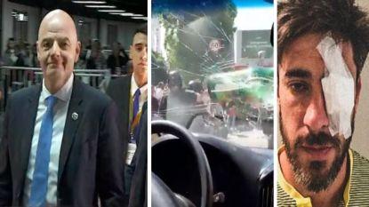 Argentinië likt de wonden na busincident voor Superclásico: journalist beschuldigt FIFA-preses Infantino, voorzitters Boca Juniors en River Plate lijnrecht tegenover elkaar
