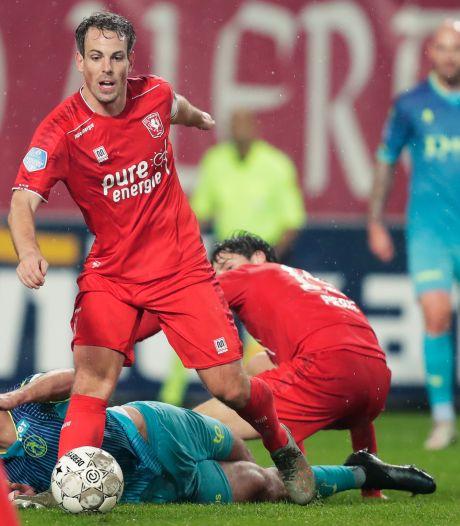 Brama en Abass bij wedstrijdselectie FC Twente