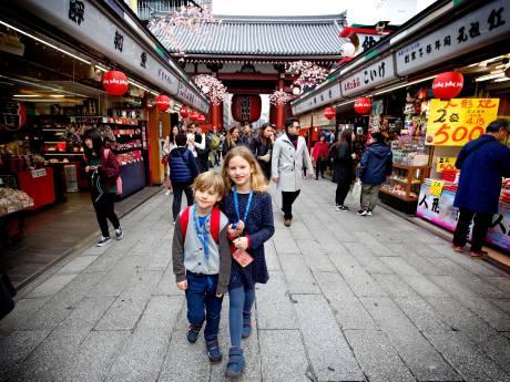 Japan met de kids: elf dagen vol tempels, sushi en Pokémon