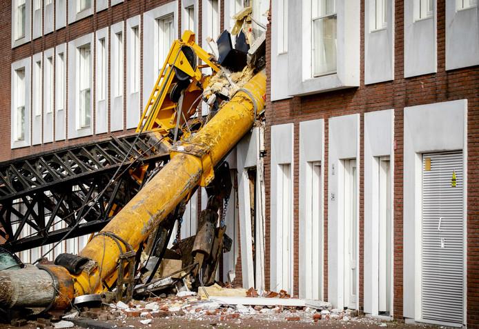 In de Rotterdamse wijk Katendrecht viel maandag een heistelling om, met alle gevolgen van dien.